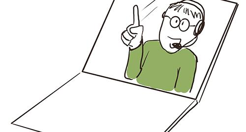 Tegning tds institutionalisering web