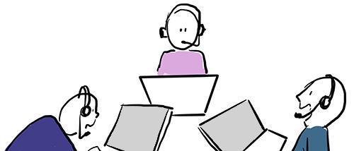 Guide to better online meetings (danish)